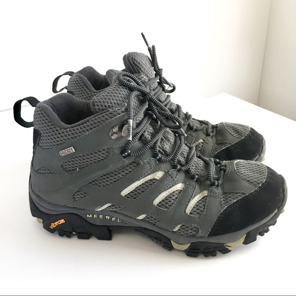 latest discount up-to-datestyling browse latest collections Merrel Hiking Boots Men's Select Dry Vibram